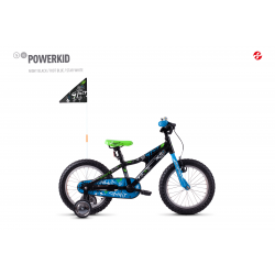 GHOST 2020  Powerkid 16 - Black / Blue
