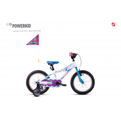 GHOST 2020  Powerkid 16 - White / Blue
