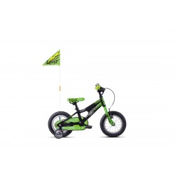 GHOST 2020  Powerkid 12 - Black / Green