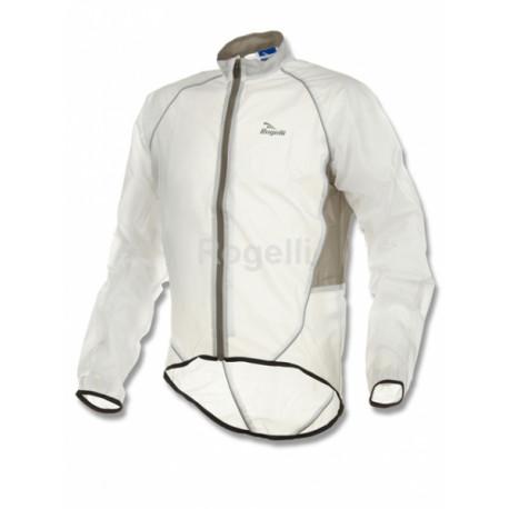bunda pánská Rogelli CROTONE pláštěnka transparentní