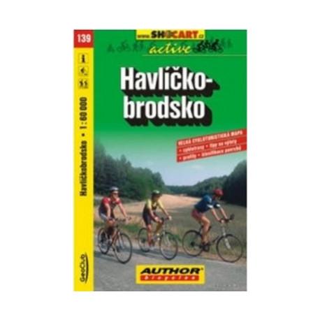 mapa cyklo Havlíčkobrodsko,139
