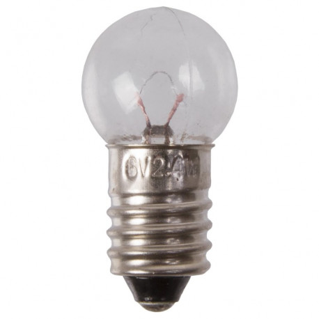 žárovka přední 6V
