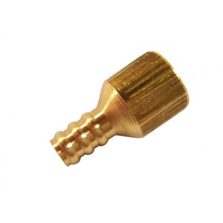 redukce ventilu moto-nasazovací MOSAZ 10ks