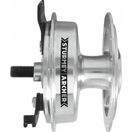 náboj Sturmey-Archer XL-SD letmý,bubnová brzda 90mm, pevná osa pravý