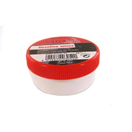vazelína Atlantic bílá krabička 40ml