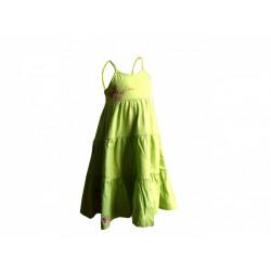 šaty dětské LOAP RAVELA zelené