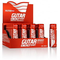 nápoj Nutrend GUTAR ENERGY SHOT 20x60ml