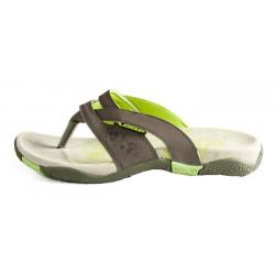 boty dámské LOAP EVE sandály šedé