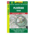 mapa cyklo-turistická Plzeňsko-sever,414