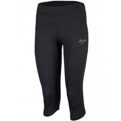 kalhoty 3/4 dámské Rogelli MIDORI černé