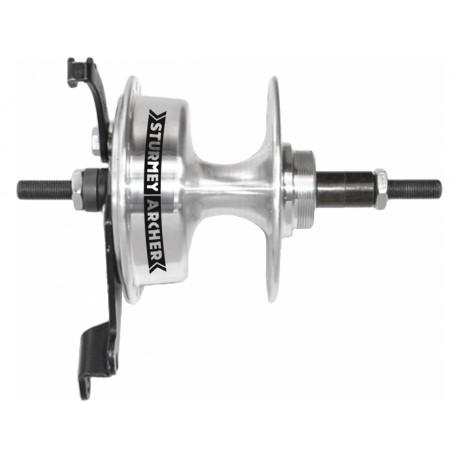 náboj Sturmey-Archer X-RD zadní bubnová brzda pro 1-kolečko