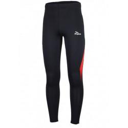 kalhoty dlouhé pánské Rogelli DUNBAR černo/červená