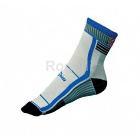 ponožky Rogelli MERYL Q-label bílo/modré