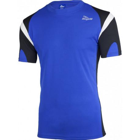 triko krátké pánské Rogelli DUTTON modro/černé