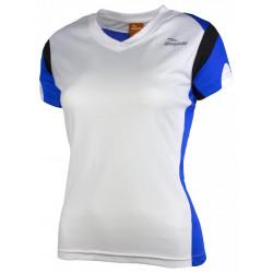 triko krátké dámské Rogelli EABEL bílo/modré