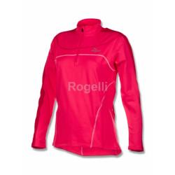 mikina dámská Rogelli MELS růžová