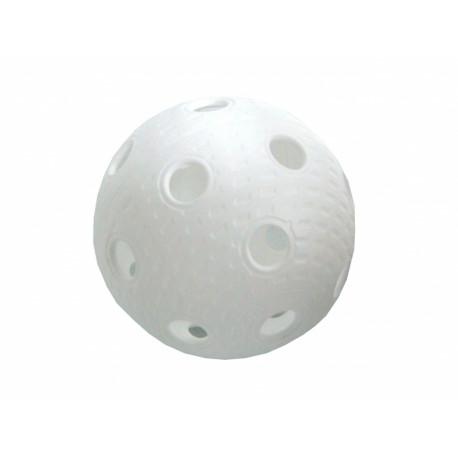 míček florbal IFF certifikovaný bílý