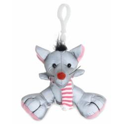 přívěšek reflexní zvířátko Myš