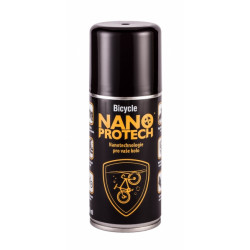 olej NANOPROTECH Bicycle spray na řetězy 150ml