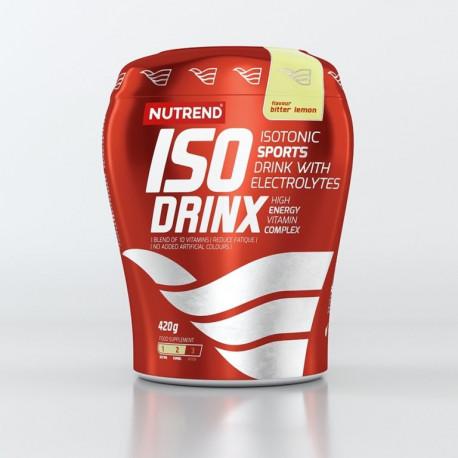 nápoj Nutrend ISODRINX 420g bitter lemon