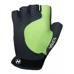rukavice HAVEN KIOWA SHORT černo/zelené