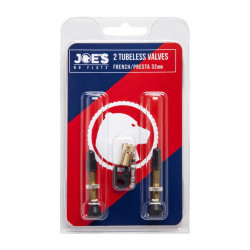 ventilek Joes Tubeless Presta Valves 2ks 32mm