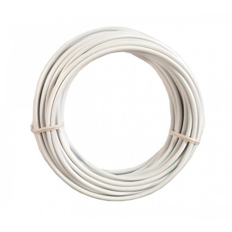 bowden řadicí 1.2/4.0mm SP 10m bílý role