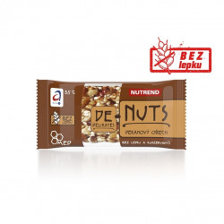 tyčinka Nutrend DeNuts pekanový ořech 35g