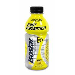 nápoj ISOSTAR PET FAST HYDRATATION citron 500ml
