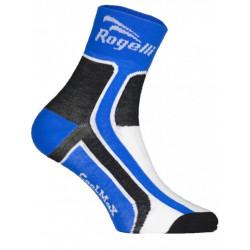 ponožky Rogelli COOLMAX funkční modré