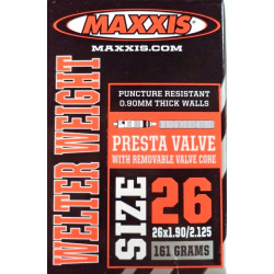 "duše MAXXIS Welter 26""x1.90-2.125 (47/54-559) FV/40mm"