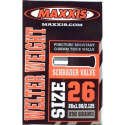 "duše MAXXIS Welter 26""x1.90-2.125 (47/54-559) AV/33mm"