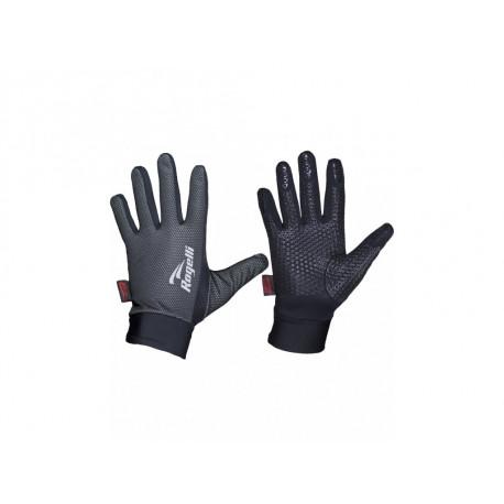 rukavice Rogelli LAVAL zimní membránové slabé černé