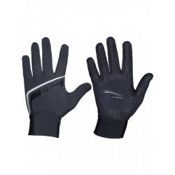 rukavice Rogelli BURLINGTON zimní softshell slabé černé