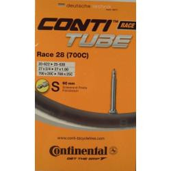 duše Continental Race 28 (20-622/25-630) FV/60mm