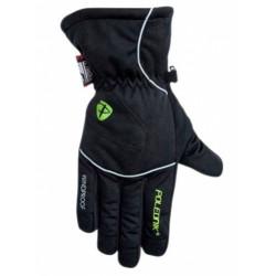 rukavice Polednik FROST zimní černo-zelené