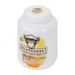 nápoj Chimpanzee Gunpowder Energy 4kg citron