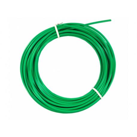 bowden brzdový 5mm 2P 10m zelený role