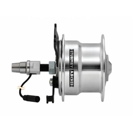 náboj Sturmey-Archer X-SDD letmý,dynamo 6V/2.4W brzda 70mm