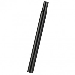 sedlovka 27.2 x 300mm Fe černá
