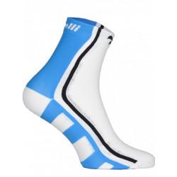 ponožky Rogelli Q-SKIN funkční sv.modré