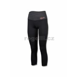 kalhoty dlouhé dámské Rogelli MARZIA černé