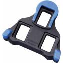 kufry pedálů Shimano SM-SH12 vůle modré