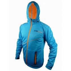 bunda pánská HAVEN THERMOTEC modro/oranžová