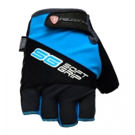 rukavice Poledník SOFT GRIP modré