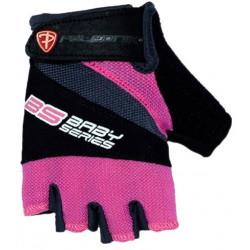 rukavice dětské Poledník BS růžové