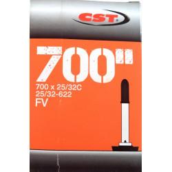 "duše CST 28""x1.00-1.25 (25/32-622) FV/36mm"