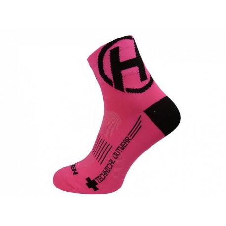ponožky HAVEN LITE SILVER NEO 2páry růžové