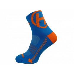 ponožky HAVEN LITE SILVER NEO 2páry modro/oranžové