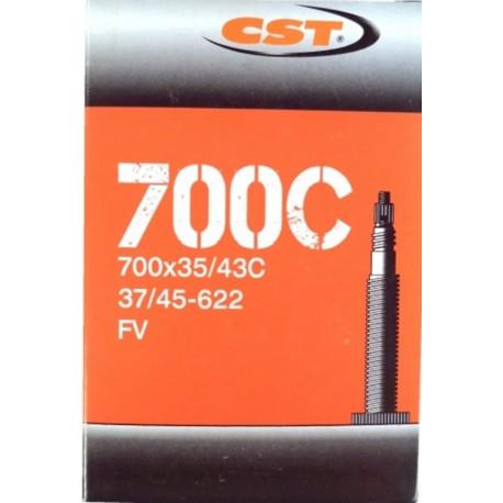 "duše CST 28""x1.40-1.70 (37/45-622) FV/40mm"